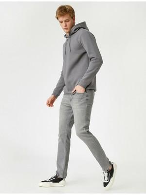 Koton Slim Fit Kot Pantolon - Brad Jean