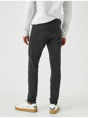 Koton Skinny Fit Kot Pantolon - Micheal Jean