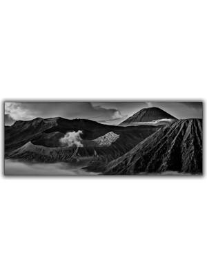 Sultan Tablo Td-35 Dağ Manzarası -Kanvas Tablo