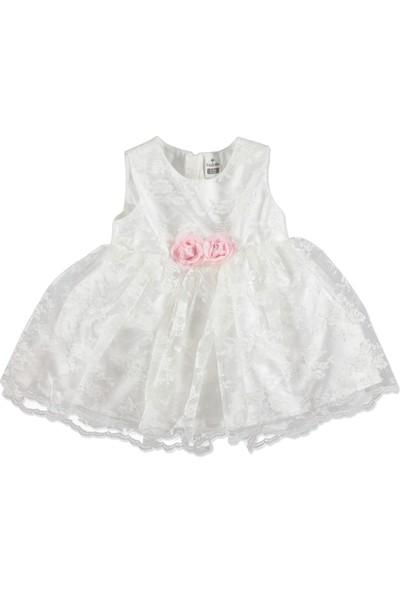 Bestido Yaz Kız Bebek Mevlüt Kıyafeti Bebe Yaka Tek Elbise