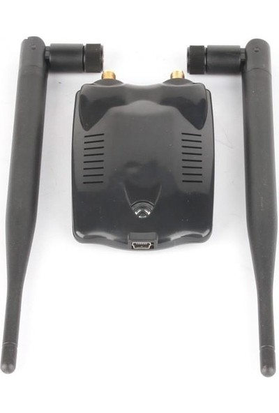 Versatile 300 Mbps Çift Anten Güçlü Internet Kablosuz Adaptör Ağ USB Wifi