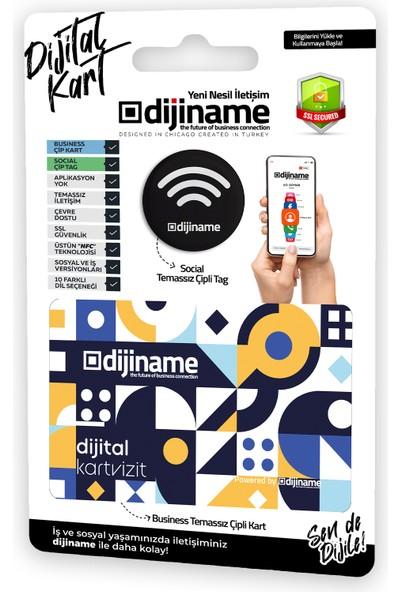 Dijiname Dijital Kartvizit