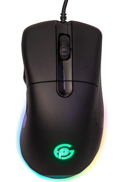 PERFORMAX Gaming XADRAN 6 TUŞ RGB Mouse