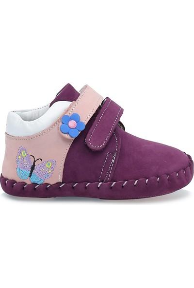 Polaris 617199.I1PR Mor Kız Çocuk Günlük Ayakkabı