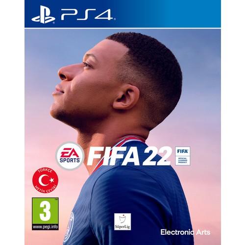 Electronic Arts Fifa 22 Ps4 Türkçe Menü