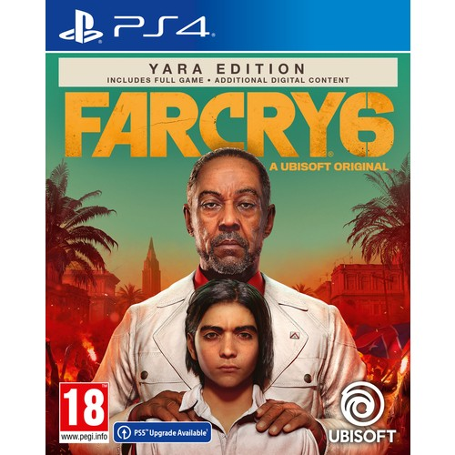 Ubisoft PS4 FAR CRY 6 YARA EDITION