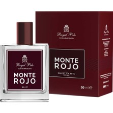 Royal Club De Polo Barcelona Monte Rojo 50 ml Edt Erkek Parfüm