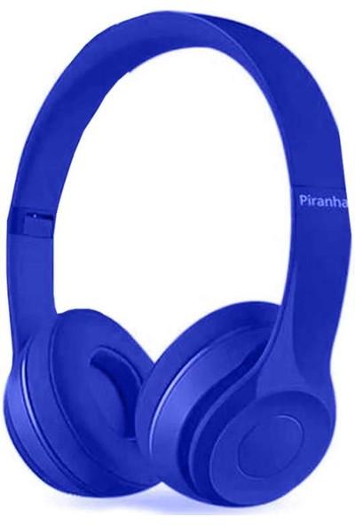Piranha Bluetooth Kulaklık 2201 - Mavi