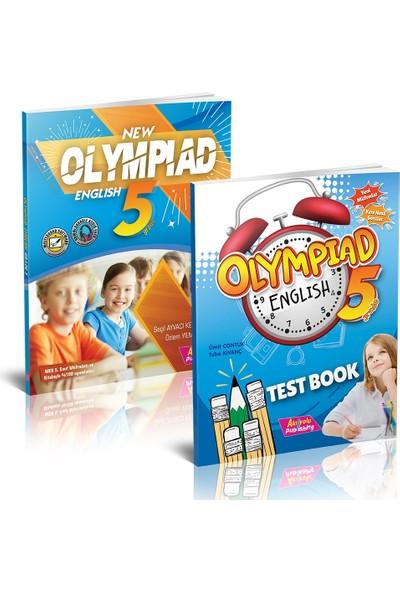 Akılyolu Yayıncılık Grade 5 - New Olympıad Englısh + Test Book
