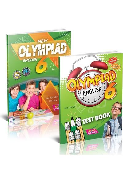Akılyolu Yayıncılık Grade 6 - New Olympıad Englısh + Test Book