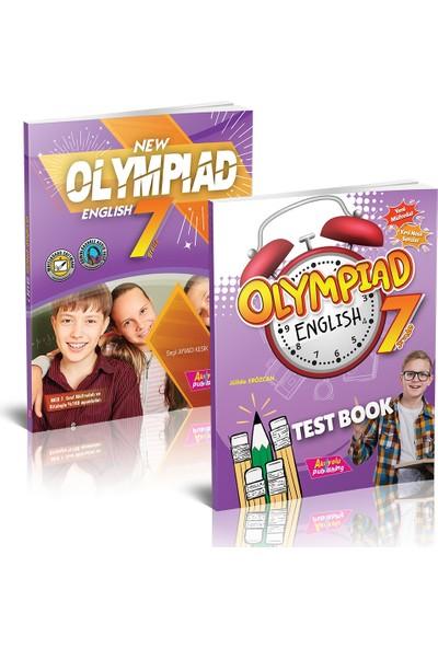 Akılyolu Yayıncılık Grade 7 - New Olympıad Englısh + Test Book