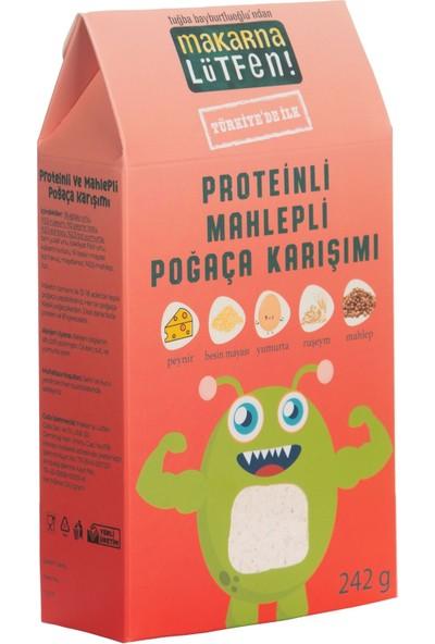 Makarna Lütfen Proteinli & Mahlepli Poğaça Karışımı