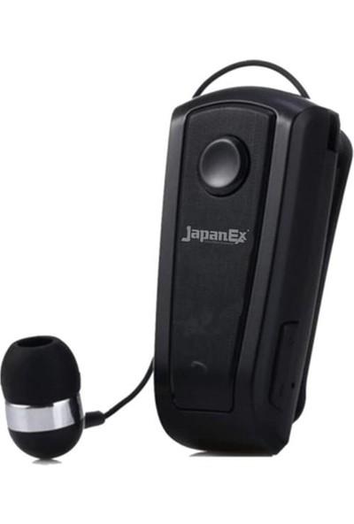 Japanex A8 Yaka Askılı Makaralı Bluetooth Kulaklık