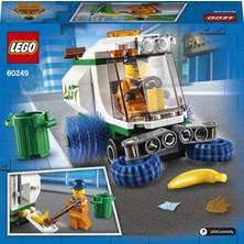 LEGO® City 60249 Sokak Süpürme Aracı