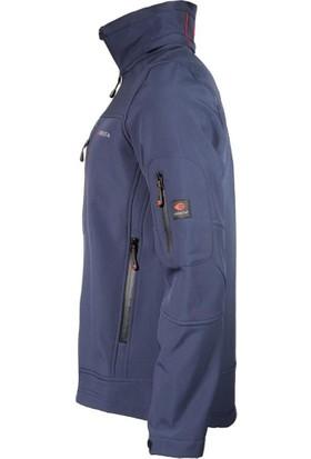 Cresta Gizli Kapüşonlu Su ve Rüzgar Geçirmez Softshell Ceket
