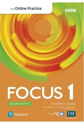Pearson Education Yayıncılık Focus 1 Student's Book With Online Practice + Workbook+ Word Store (2nd Ed)