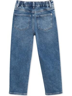 Mavi Lol Koyu Indigo Çocuk Jean Pantolon