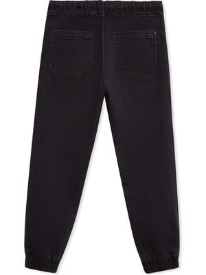 Mavi Jon Gri Dumanlı Çocuk Sporty Pantolon