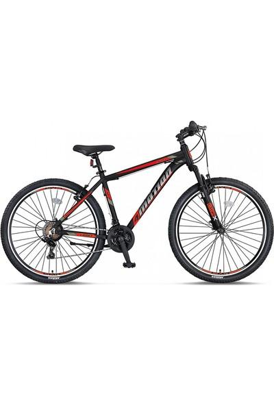 Ümit Bisiklet Ümit Motıon 27.5 Jant 18'' V Dağ Bisikleti Siyah-Kırmızı