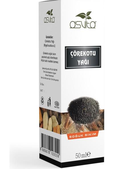Asvita Çörekotu Yağı 50 ml