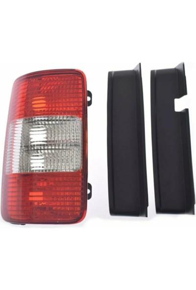 Öztek Volkswagen Caddy Sağ ve Sol Arka Stop Lambası Takımı