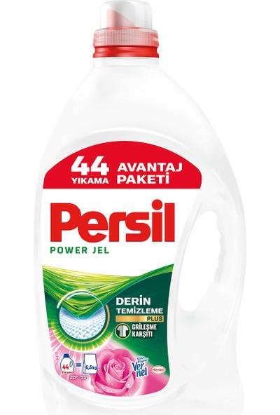 Persil Jel Sıvı Çamaşır Deterjanı Gül 44 Yıkama