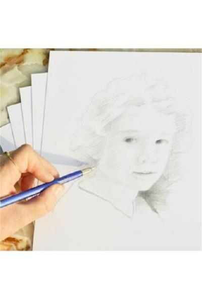 Art Liva Eskiz Çizim Kağıdı 25 x 35 cm 170 Gram 100 Yaprak