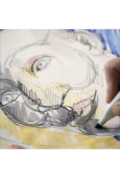 Art Liva Marker ve Çizim Kağıdı 190 Gram 100 Yaprak 35 x 50 cm