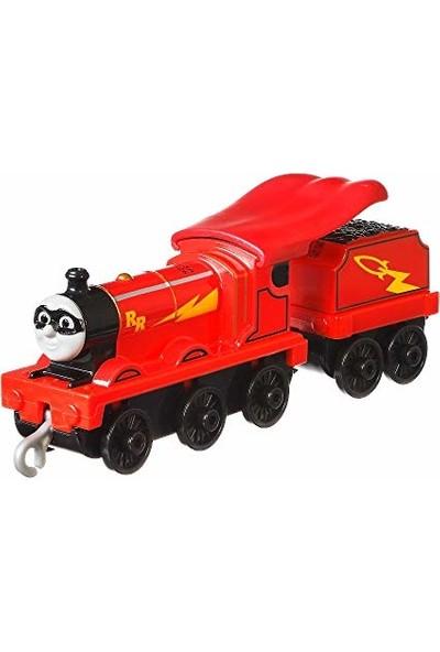 Thomas & Friends Thomas ve Arkadaşları - Trackmaster Sür-Bırak Büyük Tekli Trenler