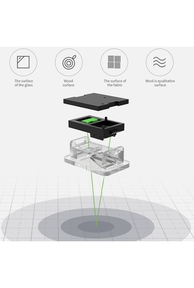 Xiaomi Youpin Mıııw S500 1000 Dpı Bluetooth 5.0 Kablosuz Fare Siyah (Yurt Dışından)