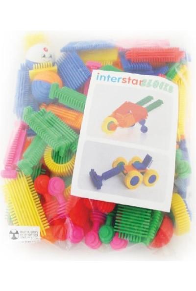 Interstar Blok Seti - 100 Parça
