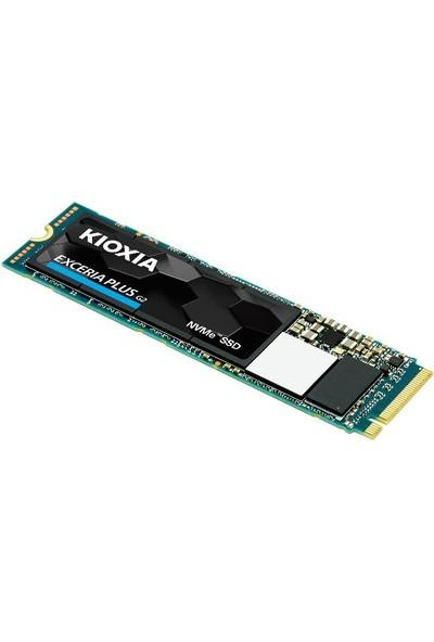 Kioxia Exceria Plus G2 Nvme 500GB 3400MB-3200MB/S M2 Pcıe Nvme 3D Nand SSD (LRD20Z500GG8)
