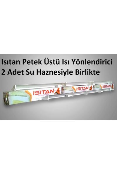 Isıtan Petek Üstü Isı Yönlendirici 140-200 cm Arası Ayarlanabilir Ölçü Peteğe Uygun Isıfan
