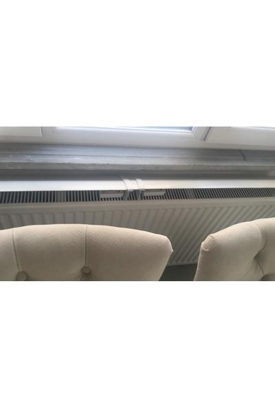 Isıyay Petek Üstü Isı Yönlendirici 140-200 cm Arası Ayarlanabilir Ölçü Peteğe Uygun Isıfan
