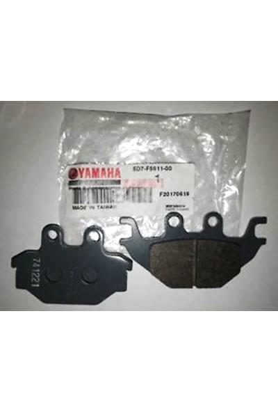 Yamaha Yzf R125 / mt 125 Arka Fren Balatası 5D7F59110