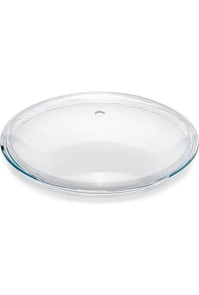 Pyrex Cam Tencere ve Tava Kapakğı 18 cm