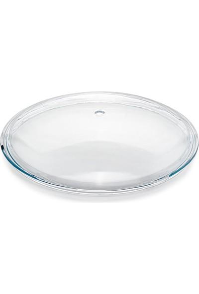 Pyrex Cam Tencere ve Tava Kapakğı 16 cm