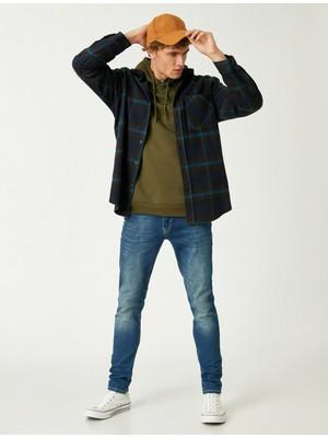 Koton Skinny Fit Kot Pantolon - Michael Jean