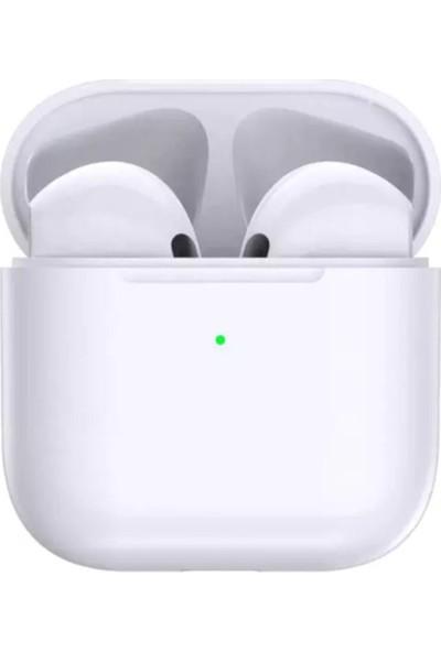 Madepazar Beyaz Airpods Apple iPhone Android Uyumlu Bluetooth Kulaklık