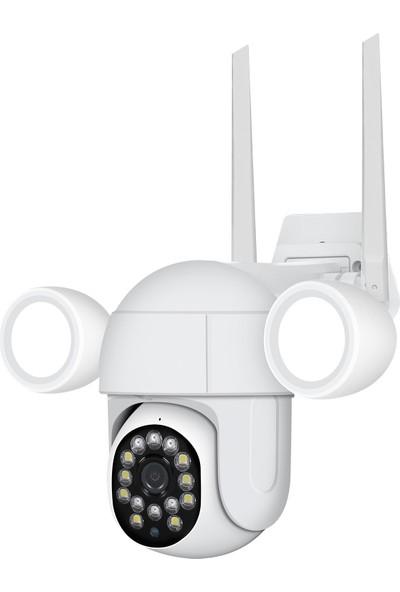 Kingboss Ip-41 1080P Ip Kamera 2MP Su Geçirmez Dış Mekan Güvenlik Kamerası