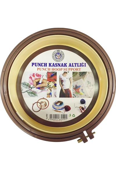 Mir Plastik Punch Kasnak Altlığı Seti