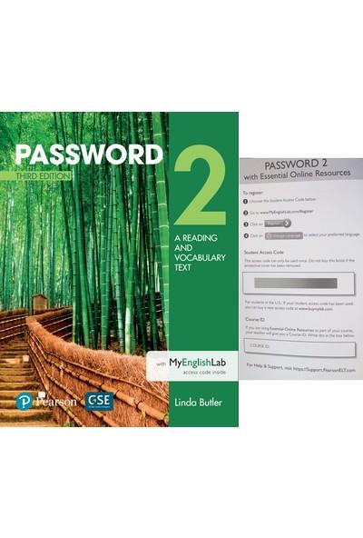 Pearson Education Yayıncılık Password 2 With Myenglishlab