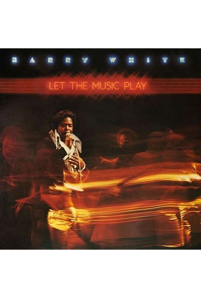 Mercury Barry White / Let The Music Play (Plak)