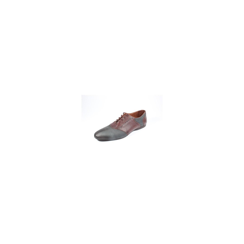 Commodore 213-412 Lacivert Nubuk Erkek Ayakkabı