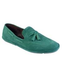 2300 Jean Butcher Mdriver Erkek Ayakkabı Green