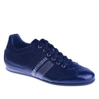 Bikkembergs Springer 98 i. Shoe M Patent Blue Bke106845 Erkek Ayakkabı Patent Blue