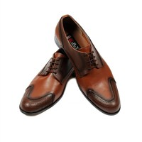 Taba Renkli Erkek Ayakkabısı + Kemer