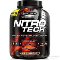 Muscletech Nitro-Tech Performance Series 4 LBS 1800 gr Kurabiye Aromalı