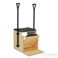 Peak Pilates System Low Chair (Single Pedal) W/Handles&Brackets