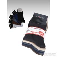 Miorre Çorap Erkek 5 Li Karışık Renkler